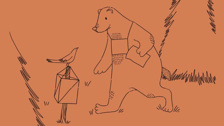 Karhu-löytää-rastille-o